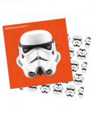 16 Guardanapos Stormtroopers™