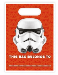 16 Sacos de festa Stormtrooper™