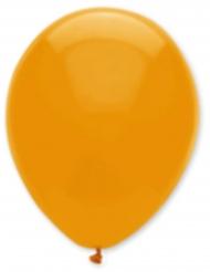 6 Balões cor de laranja 30 cm
