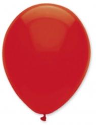 6 Balões vermelhos