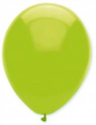 6 Balões verde limão
