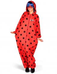 Disfarce macacão Ladybug™ adulto e acessórios