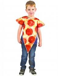 Disfarce Fatia de Pizza criança