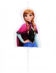 Vela de aniversário Frozen™ Anna