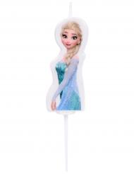Vela de aniversário Frozen™ Elsa