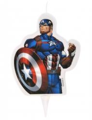 Vela de aniversário Os Vingadores™ Captain America