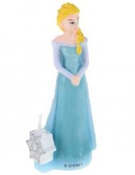 Vela de aniversário 3D Frozen™ Elsa