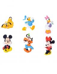 Kit de 6 figuras de decoração Mickey e os seus amigos™