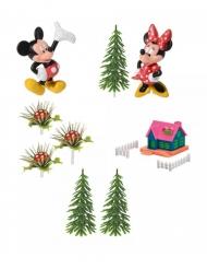 Kit 9 acessórios Mickey e Minnie™