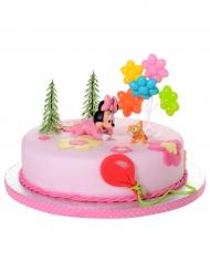 Kit 5 acessórios decorativos Bebé Minnie™