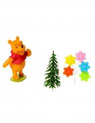 Kit de decoração para bolo Winnie The Pooh™ 10 x 20.5 x 5 cm
