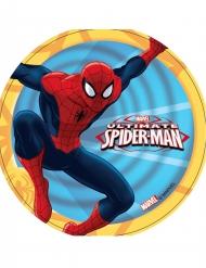 Disco ázimo Ultimate Spiderman™ 14.5 cm