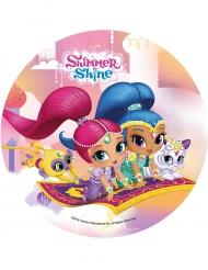 Disco ázimo Shimmer & Shine™ 21 cm