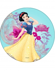 Disco ázimo Princesas Disney™ Branca de Neve 21 cm