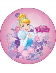 Disco ázimo Princesas Disney™ Cinderela 21 cm