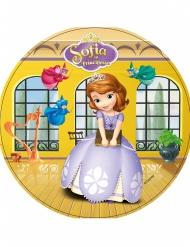 Disco ázimo da Princesa Sofia™ 21 cm