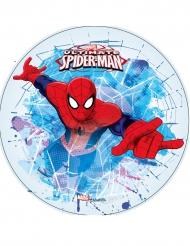 Disco ázimo 21 cm Ultimate Spiderman™