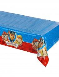 Toalha de plástico azul e vermelha Patrulha Pata™