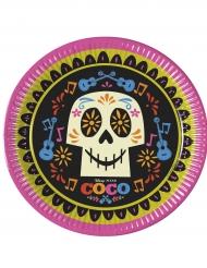 8 Pratos de cartão Coco™