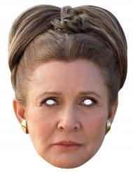 Máscara de cartão Princesa Leia Star Wars™