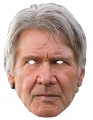 Máscara de cartão Han Solo Star Wars™