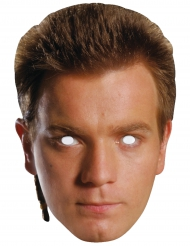 Máscara de cartão Obi Wan Star Wars™