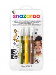 Set de canetas pincel Jungle