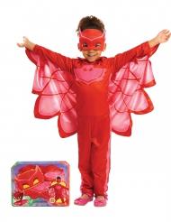Disfarce em coffret Corujinha Pj Masks™ criança