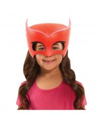 Máscara de plástico Corujinha Pj Masks™