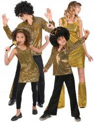 Disfarce de família Disco dourado