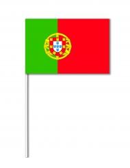 Bandeira papel Portugal 14 x 21 cm