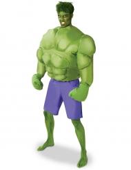 Disfarce insuflável Hulk™ adulto