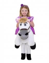 Disfarce Princesa Rapunzel™ com cavalo menina Morphsuits™