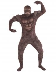 Disfarce macacão Gorila adulto Morphsuits™