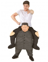 Disfarce homem em cima do Kim Jong-Un adulto Morphsuits™