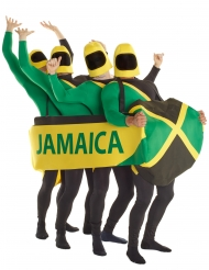 Disfarce Bobsleigh Jamaicano adulto Morphsuits™