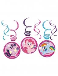 6 Decorações para pendurar My Little Pony™