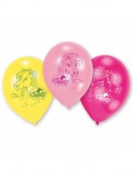 6 Balões Charming Horses