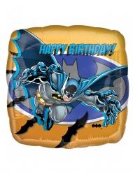 Balão alumínio Batman™ 40 x 40 cm