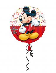 Balão alumínio Mickey™ 43 cm