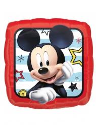 Balão quadrado alumínio Mickey™