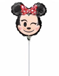 Balão alumínio Minnie Emoji™