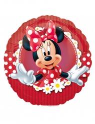 Balão alumínio Minnie™ 23 cm
