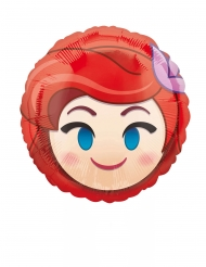 Balão alumínio Ariel Emoji™