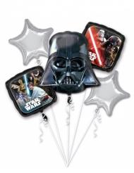 Ramo de 5 Balões de alumínio Star Wars™