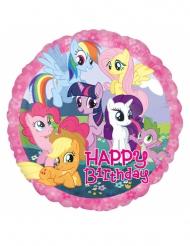 Balão alumínio My Little Pony™ 43 cm