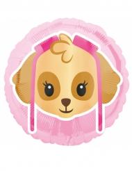 Balão alumínio Skye Patrulha Pata™ Emoji™