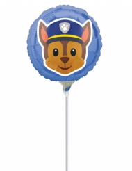 Balão alumínio Chase Patrulha Pata Emoji™