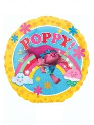 Balão alumínio Poppy Os Trolls™