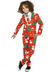 Fato Mr. Holiday hero criança Opposuits™